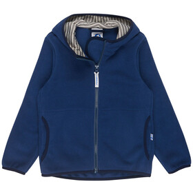 Finkid Paukku Zip-In Jacket Kids Denim/Navy